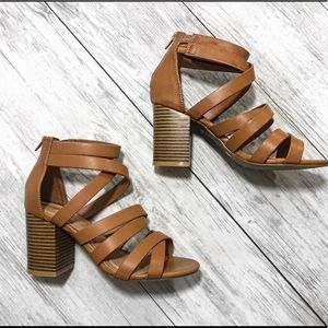 Chestnut heels